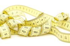 Free Tape Measure Royalty Free Stock Image - 17338506