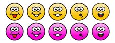 Free Personage Emotions Royalty Free Stock Photography - 17338617