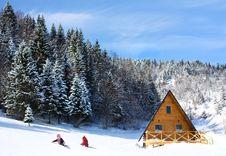 Free Fresh Snow Royalty Free Stock Photos - 17339658
