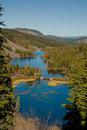 Free Scenic View Of A Mountain And Lake Stock Photo - 17340010