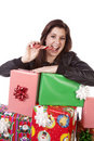 Free Presents Peppermint Stock Image - 17342151
