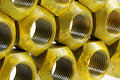 Free Lugnuts Royalty Free Stock Photography - 17344047