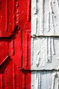 Free Red And White Walls Royalty Free Stock Photography - 17344237