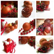 Free Christmas Ornament Royalty Free Stock Images - 17341669