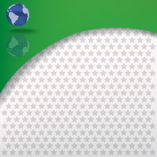Abstract Background With Globe Stock Images