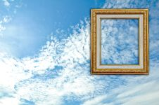 Free Blue Sky Royalty Free Stock Images - 17344599