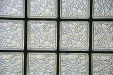 Free Glass Block Window Royalty Free Stock Photo - 17344785