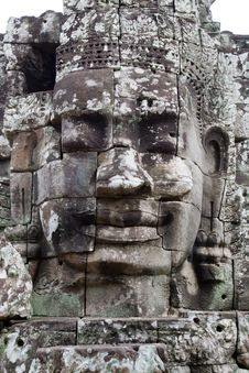 Free Cambodia Temple Royalty Free Stock Image - 17344846