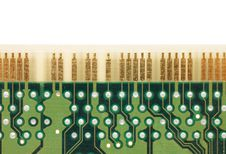 Free Detail Of Computer Circuit Board Stock Image - 17345161