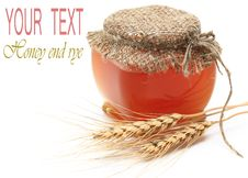 Free Honey Royalty Free Stock Image - 17345386
