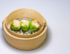Free Assorted Dim Sum Stock Photography - 17345432