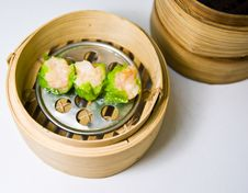 Free Assorted Dim Sum Royalty Free Stock Photography - 17345517