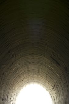 Free Tunnel Royalty Free Stock Images - 17345979