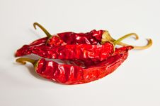 Free Red Chili Pepper Stock Photo - 17346380