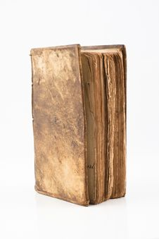 Free Old Ancient Book Stock Photo - 17346520
