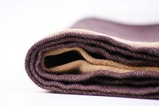 Free Brown Bath Towel Royalty Free Stock Photography - 17347857