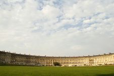Free Bath Royal Crescent Stock Photos - 17347863