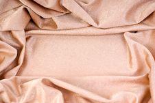 Free Golden Textile Royalty Free Stock Image - 17347896