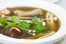 Free Buk Kut Teh Royalty Free Stock Images - 17349169