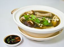 Free Buk Kut Teh Royalty Free Stock Photo - 17349185