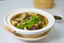 Free Buk Kut Teh Royalty Free Stock Photography - 17349207