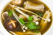 Free Buk Kut Teh Royalty Free Stock Photos - 17349228