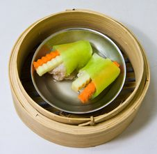 Free Assorted Dim Sum Stock Photo - 17349280