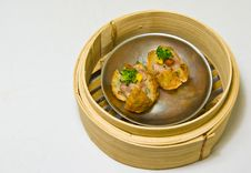 Free Assorted Dim Sum Stock Image - 17349451