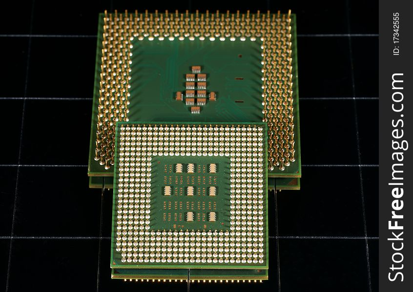 The old processor