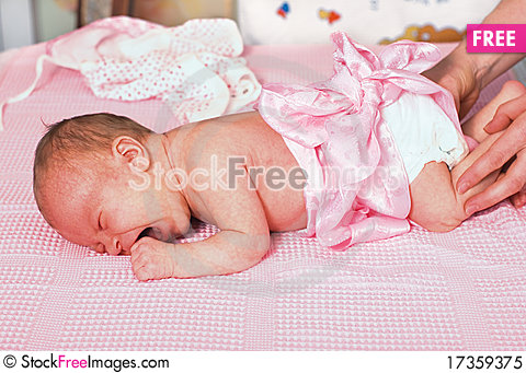 Free Little Child Baby Royalty Free Stock Photo - 17359375