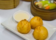 Free Assorted Dim Sum Royalty Free Stock Image - 17350056