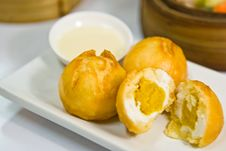 Free Assorted Dim Sum Stock Image - 17350061