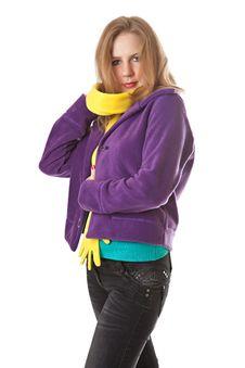 Free Winter Wear Stock Image - 17350111