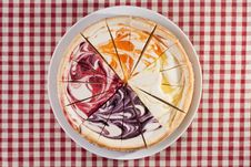 Free Cheesecake Royalty Free Stock Photography - 17350917