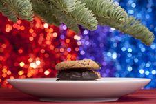 Free Christmas Theme For Santa Stock Image - 17350951
