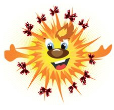 Free Sun Stock Photos - 17350953