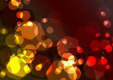 Free Bright Sparkling Festive Background Royalty Free Stock Images - 17351409