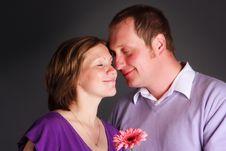 Free Happy Couple Royalty Free Stock Image - 17352126