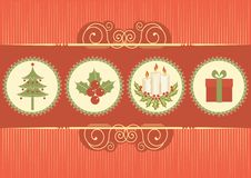 Free Christmas Background Stock Image - 17353461