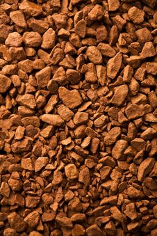 Free Background Of Instant Coffee Royalty Free Stock Photo - 17353775