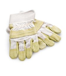 Free Gloves Isolated On A White Backgroud Stock Photo - 17354630