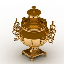 Free Samovar Stock Photo - 17354840