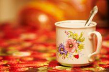 Free Mug Royalty Free Stock Photos - 17355438