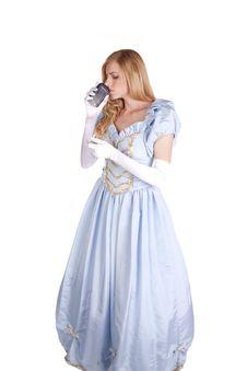Free Cinderella Smelling Stock Photos - 17355473