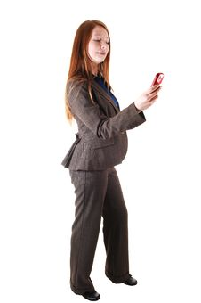 Free Businesswoman. Royalty Free Stock Photography - 17356937