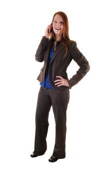 Free Businesswoman. Royalty Free Stock Photo - 17356945