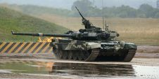 Free T-90 Is A Russian Main Battle Tank Stock Photos - 17357243