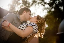 Free Romantic Date Stock Photography - 17357502