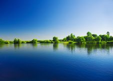 Free Riverscape Stock Photography - 17357662
