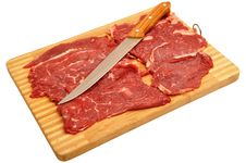 Free Raw Meat Royalty Free Stock Photography - 17357907